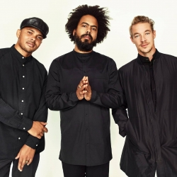 Major Lazer - Tour 2017