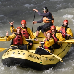 Extreme Waves Rafting