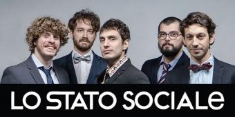 Lo Stato Sociale - Tour 2018