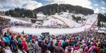 AUDI FIS Alpine Ski World Cup Val Gardena