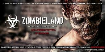 Zombieland Halloween Festival 2017
