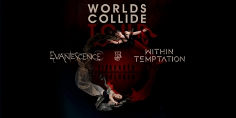 Evanescence - Worlds Collide Tour