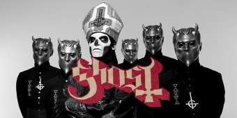 Ghost - The Ultimate Tour Named Death