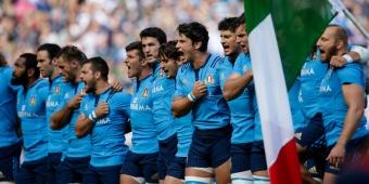 Rugby Italia - Australia 2018