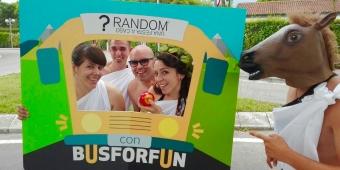 RaNDoM - Una Festa a osɐɔ