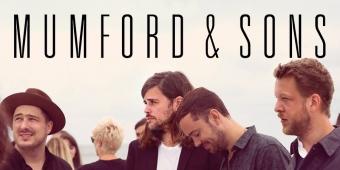 Mumford & Sons - Delta Tour 2019