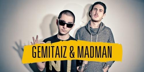 Gemitaiz + MadMan