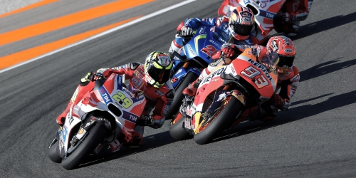 Moto GP - Valencia