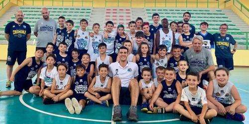 Summer Camp Vanoli Basket