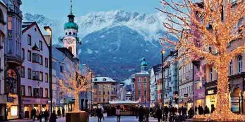 Innsbruck e Il Castello Delle Fiabe