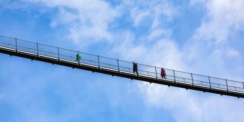 Il Ponte Nel Cielo
