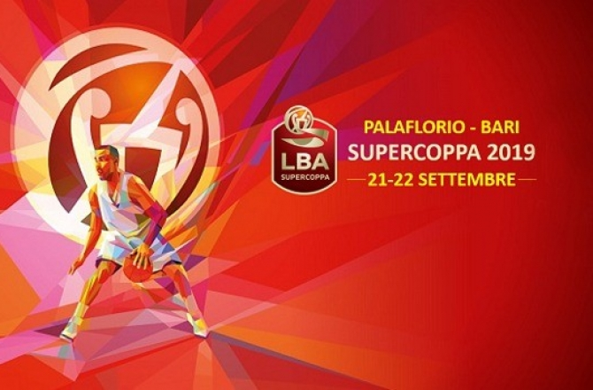 LBA Supercoppa italiana 2019
