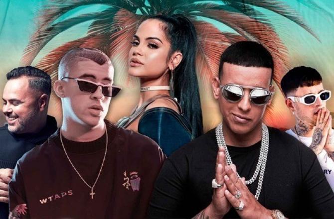 Puro Reggaeton Festival 2021