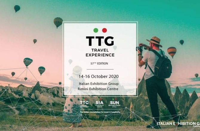 TTG - TRAVEL EXPERIENCE 2020
