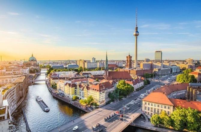 Berlino, Monaco e Dresda