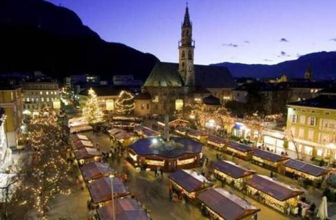 Mercatini Natalizi di Bolzano