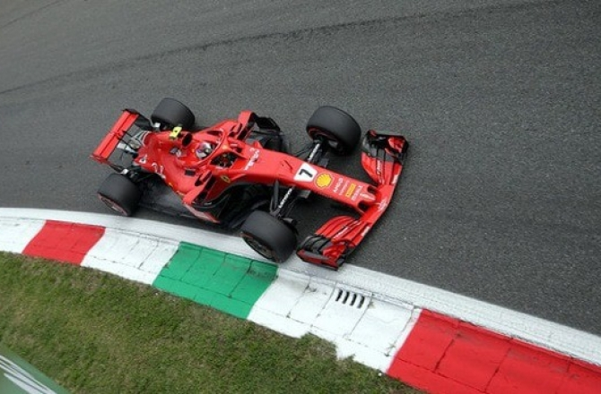 Formula 1 - Monza Circuit