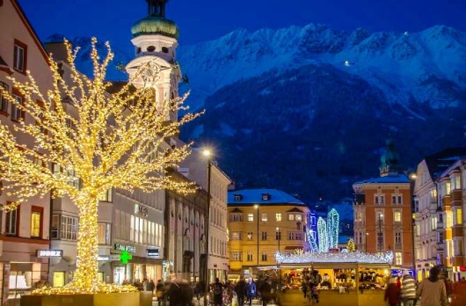 Mercatini Natalizi di Innsbruck