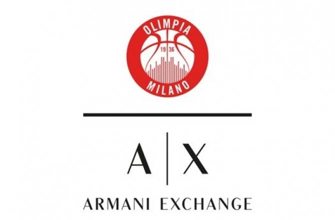 AX Armani Exchange Milano - Stagione 2019/20