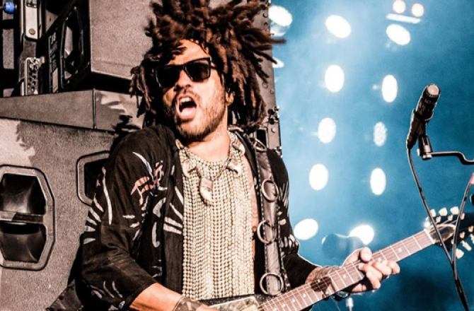 Lenny Kravitz - Raise Vibration Tour