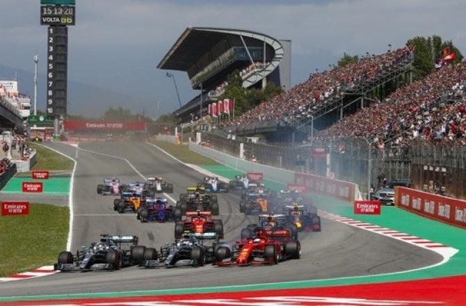 Formula 1 - Catalogna