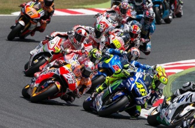 Moto GP - Catalonya