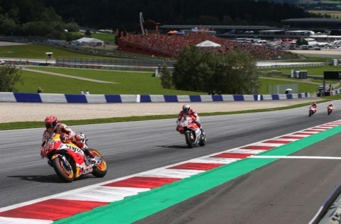 Moto GP - Spielberg