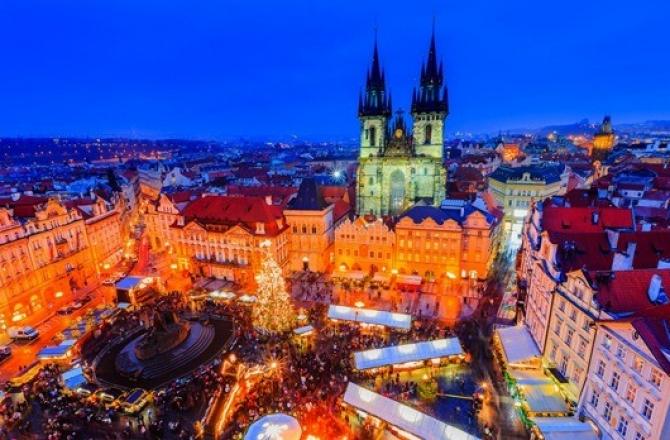 Praga la Città d'Oro