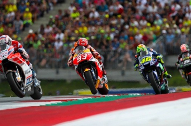 Moto GP - Red Bull Ring