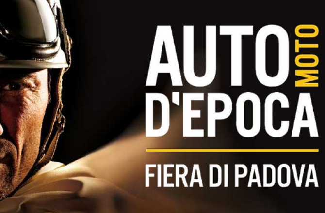 Auto e Moto D'Epoca - Fiera di Padova