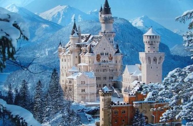 Innsbruck & The Fairytale Castle