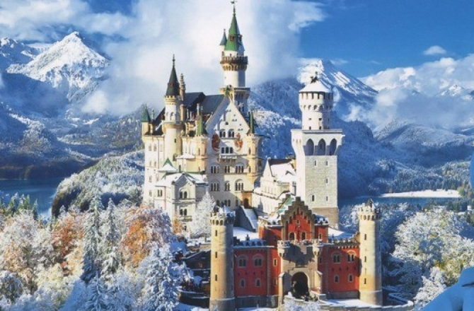Tradizione e Magia in Baviera