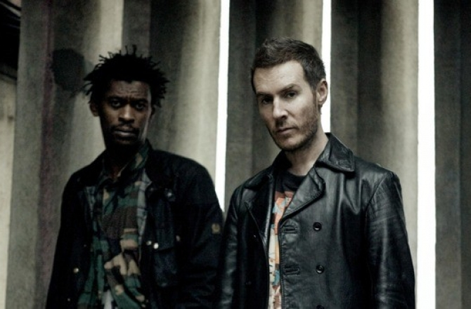 Massive Attack - Mezzanine XX1 Tour 2019