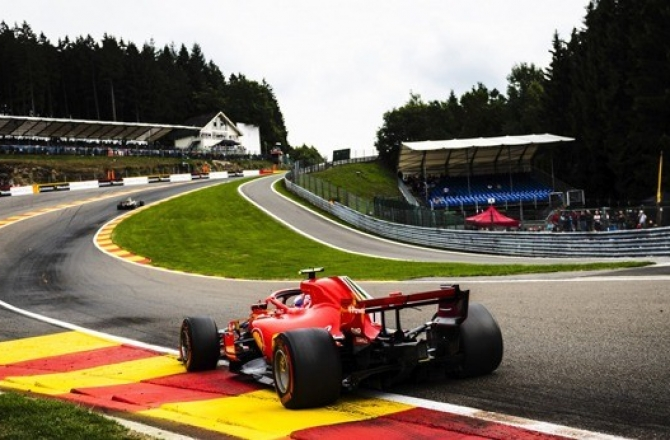 Formula 1 - Spa