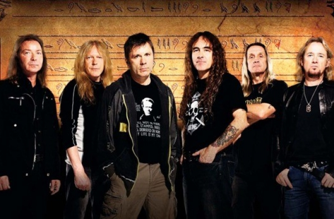 Iron Maiden - The Book of Souls World Tour