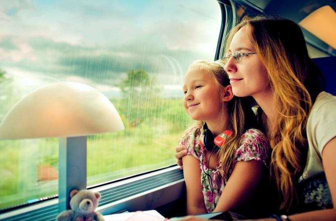 Un anno dedicato al treno