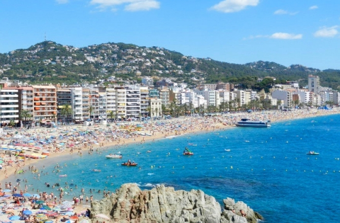 Lloret De Mar - Summer 2018
