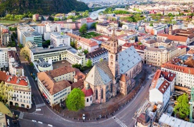 Pasqua a Bolzano