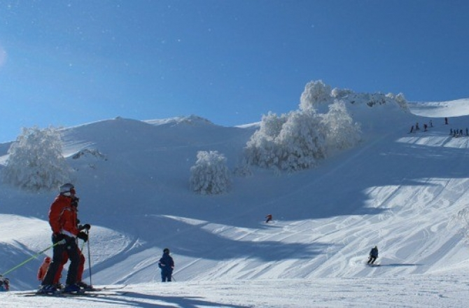 Campitello Matese - Ski Day