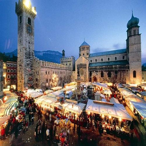 Mercatini Natale Trento.Mercatini Di Natale Trento Busforfun Bus Per Trento