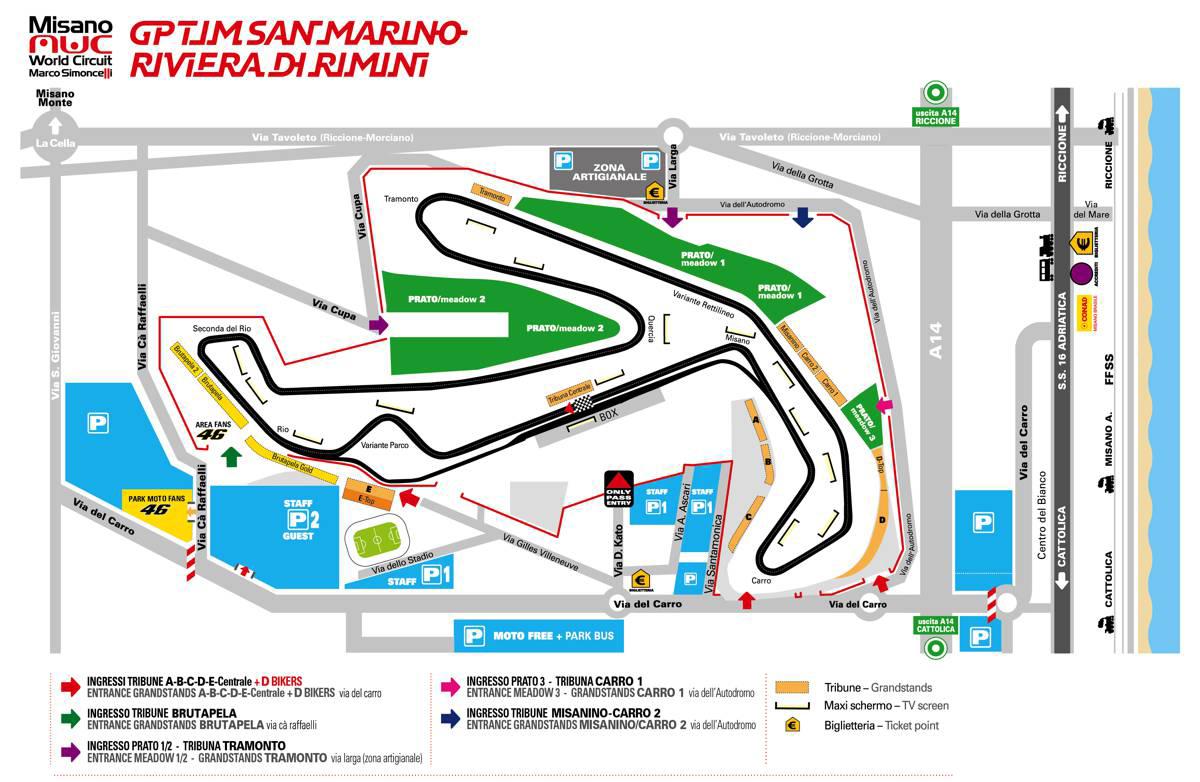 Moto GP Misano | Busforfun - Bus to San Marino Rimini GP ...